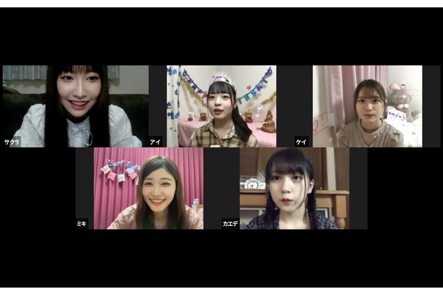 """""""一週間で女優に""""の無謀な挑戦…SKE48若手が臨んだオンライン演劇に「自然にできてた」の声"""
