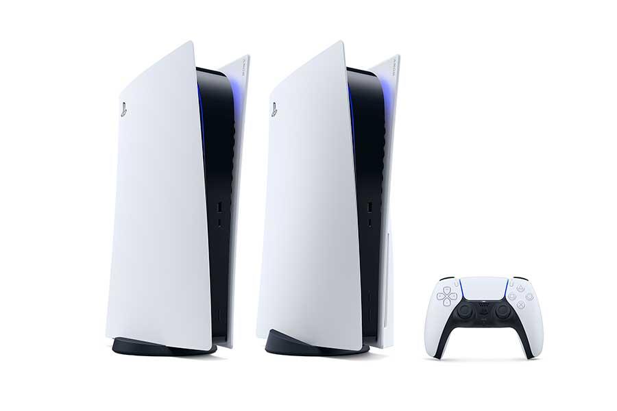 """次世代ゲーム機「PS5」の全貌 近代的なデザインや仕様にユーザーの""""リアル""""な声"""