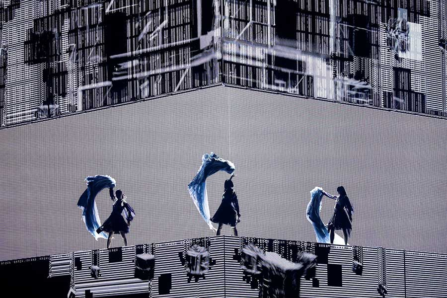 Perfumeの4大ドームツアーが遂に映像化 東京D公演1日目の模様を余すことなく収録
