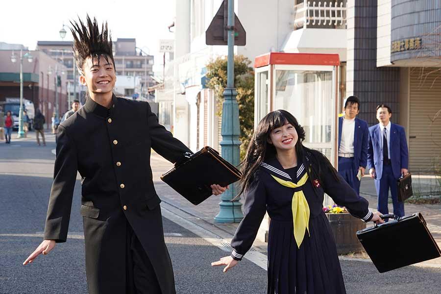 映画公開まで1か月…「今日から俺は!!」全10話を再放送 今夏にはSPドラマも放送