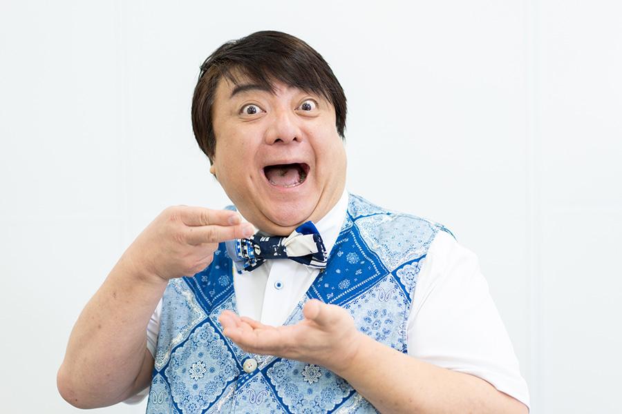 彦摩呂【写真:ENCOUNT編集部】