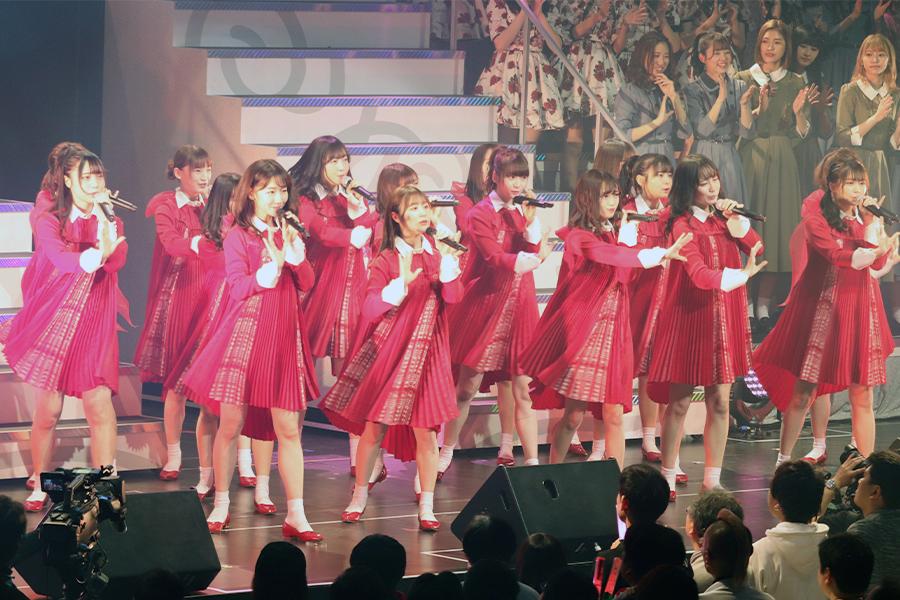 NGT48が1年9か月ぶりの新曲 中井りか「応援してくださった皆様がいてこそのシングルです」