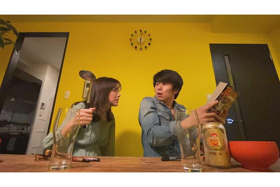 中尾明慶、仲里依紗が夫妻共演…中尾「たたくシーンで遠慮がない(笑)」
