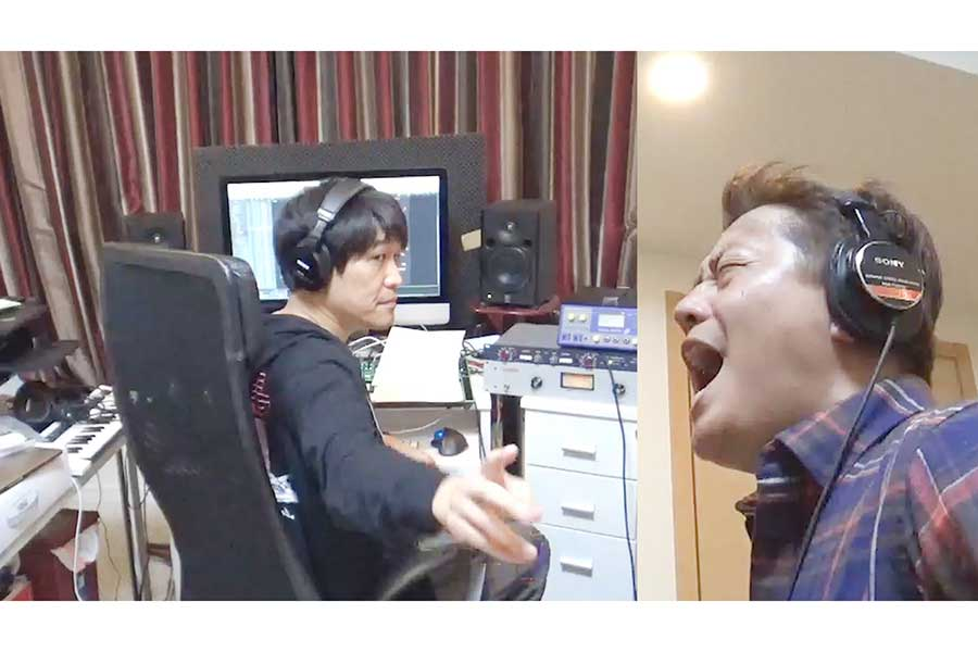 古坂大魔王&ハンバーグ師匠が強力タッグ!? 2ndシングル「ハンバーグ」を発表