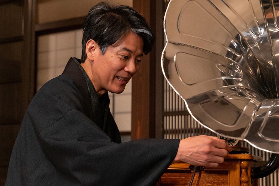 【今週のエール】好演で朝の癒しに 唐沢寿明が演じた三郎は「真の幸せ者」