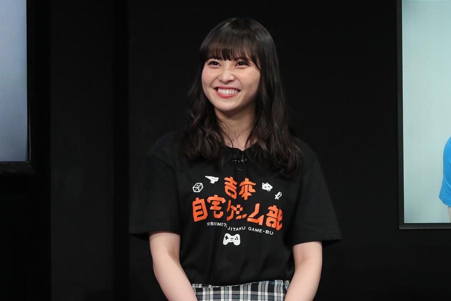 NMB48堀詩音の「剥いてました」にケンコバ興味津々 吉本自宅ゲーム部発表会見