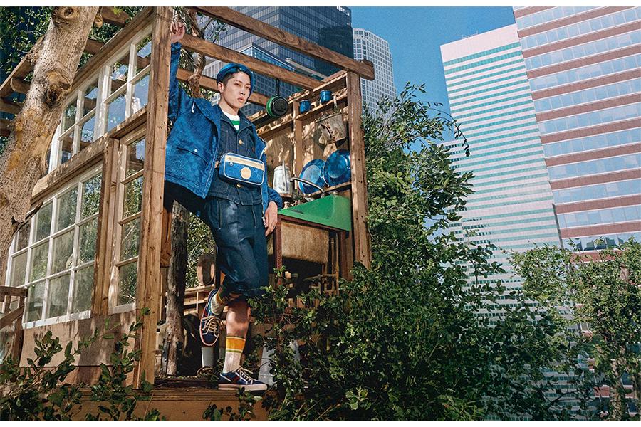 MIYAVIが「グッチ」のグローバルキャンペーンに抜擢!!日本人初の快挙「ベストを尽くす」