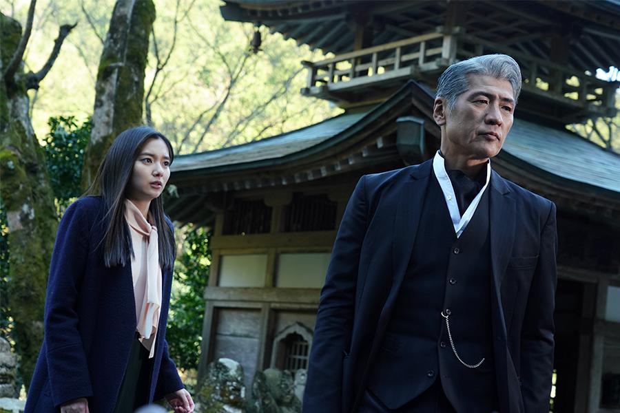 「探偵・由利麟太郎」初回ゲストは新川優愛!!熱演するのは「とてつもなく、かわいそうな役」