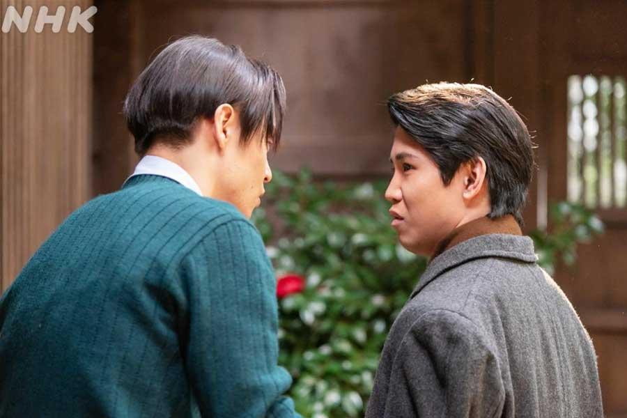 【エール】父・三郎は胃がんにかかり… 裕一と浩二は衝突する「よく帰ってこれたな」