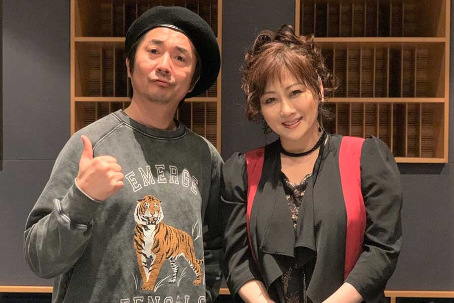 デビュー35周年の渡辺美里がYouTubeチャンネルを開設 怒髪天とコラボで新曲を熱唱
