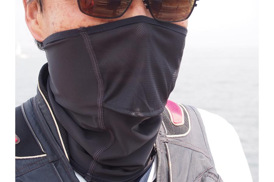 猛暑対策にクールマスクは必須! 意外と釣り用フェイスマスクが「涼しい!!」と評判