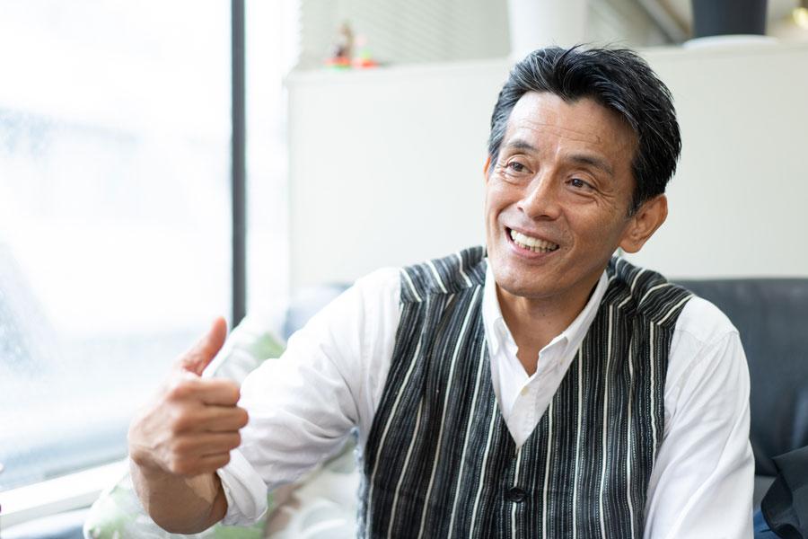 【ズバリ!近況】NHK朝ドラ「心はいつもラムネ色」で主演した新藤栄作、数々の病乗り越えた過去初激白