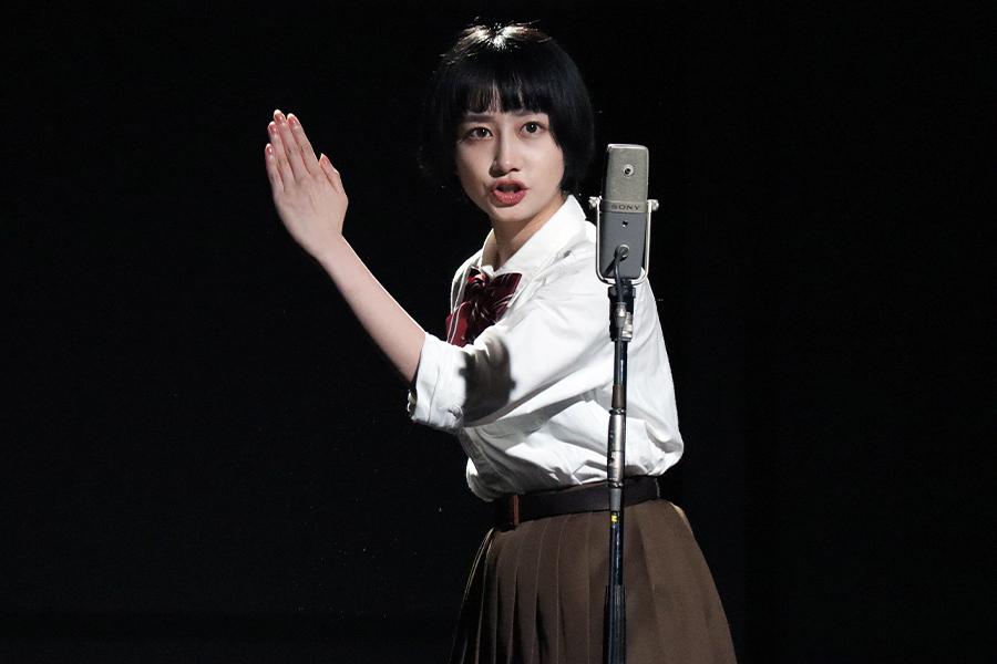 劇団4ドル50セント福島雪菜が一人芝居初挑戦 早口セリフ披露で「わりと冷静にできた」