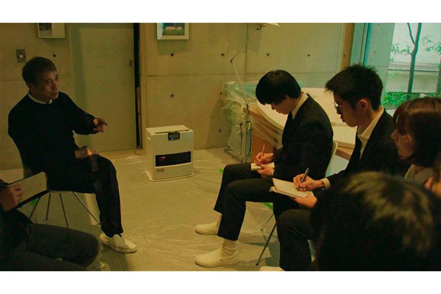 """""""子どものための施設""""を作り続ける安藤忠雄に4K映像で迫る(C)カンテレ"""