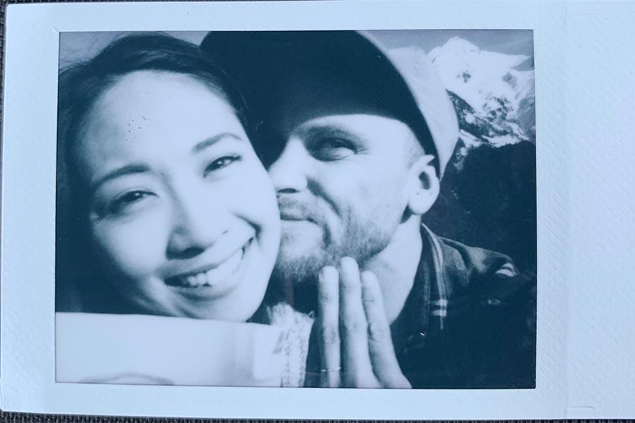 プロスノーボーダー藤森由香、19年に結婚していた 英男性と遠距離生活「今はまだ入国制限」