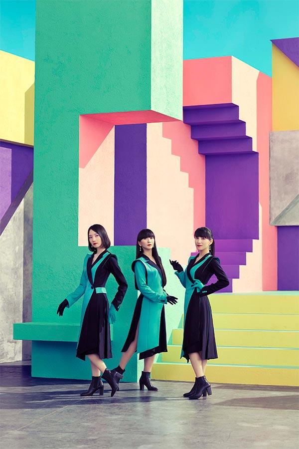 Perfumeが約2年半ぶりのニューシングル「Time Warp」を9月16日にリリース