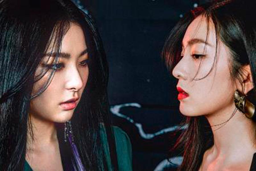 「Red Velvet-IRENE&SEULGI」