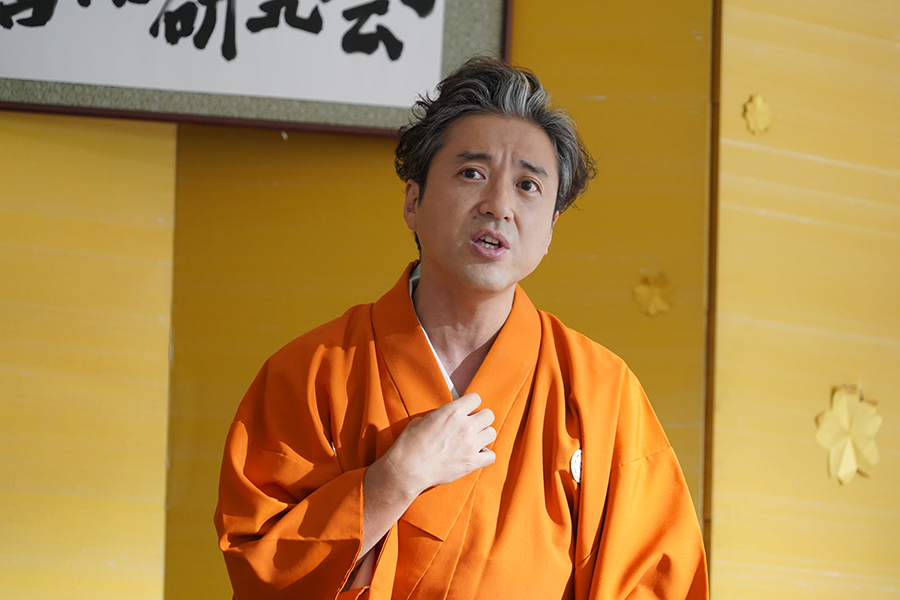 ムロツヨシ【写真:(C)日本テレビ】