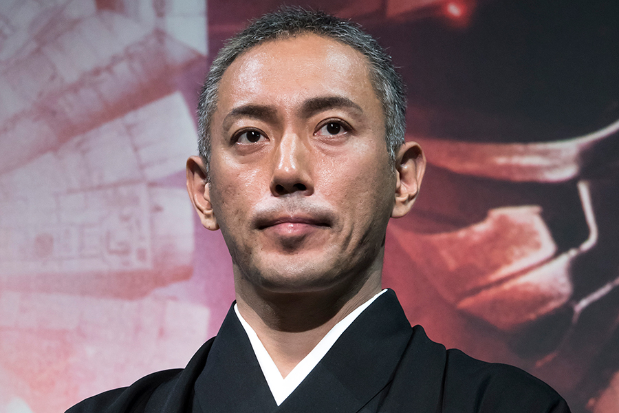 市川海老蔵【写真:Getty Images】