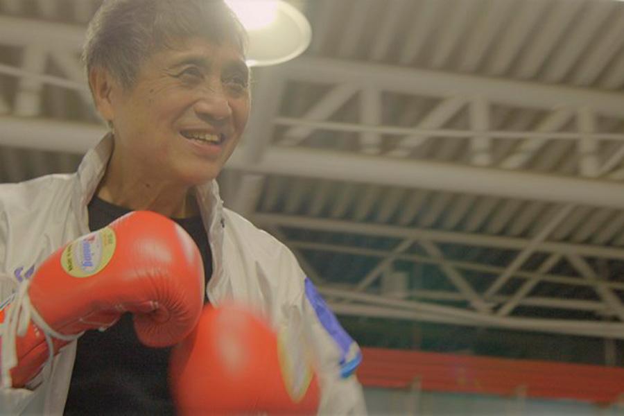 78歳でもバイタリティーあふれる安藤忠雄(C)カンテレ