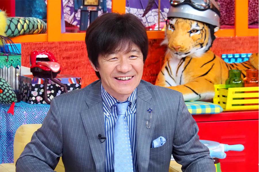 「内村のツボる動画」MCを務める内村光良(C)テレビ東京