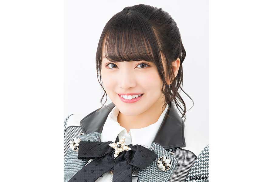 向井地美音【写真:(C)AKB48】
