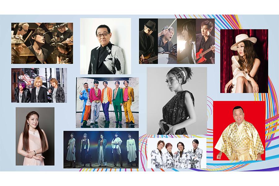 NHKが発表した「ライブ・エール」の出演者第2弾【写真:(C)NHK】