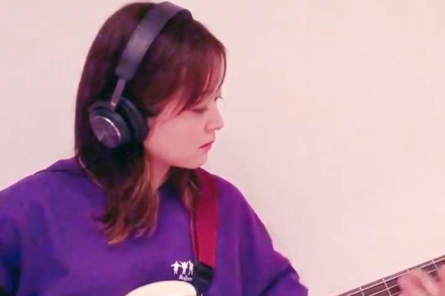 日テレ・水卜アナのベースを奏でる姿に、エレカシ・宮本も感嘆「真剣な姿がキュート」