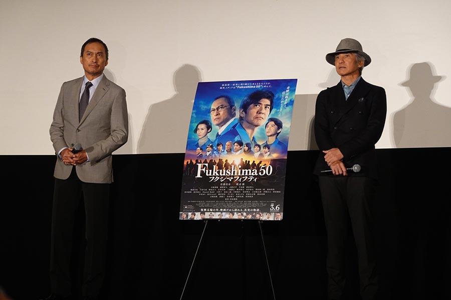 渡辺謙、吉田所長の命日に万感の思い「一俳優として感謝」 出演映画が4か月のロングラン