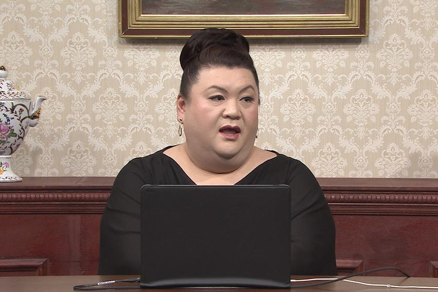 ヒロシが出演するマツコ会議【写真:(C)日本テレビ】