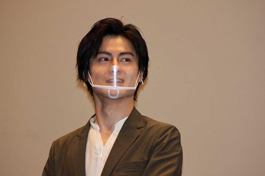 松村龍之介「明るいニュースになれば」 コロナ禍での主演映画公開に感謝
