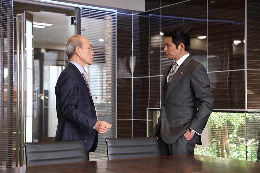 待望の放送再開「スーツ2」第3話あらすじ&場面カット解禁 MEGUMIが7年ぶり月9出演