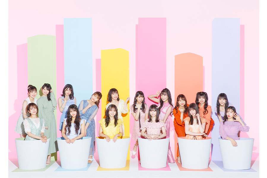 "NMB48""再始動""へ!!コロナ禍で延期になっていた最新シングルの発売日が8・19に決定"