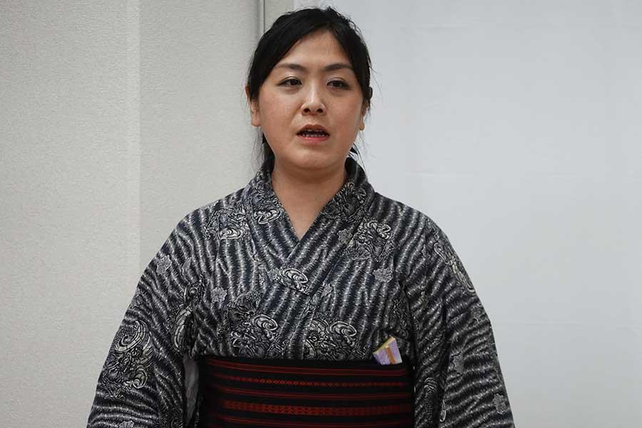 真由子、母・朝丘雪路が創流した「深水流」を継ぐ覚悟 直伝舞踊をYouTubeで公開