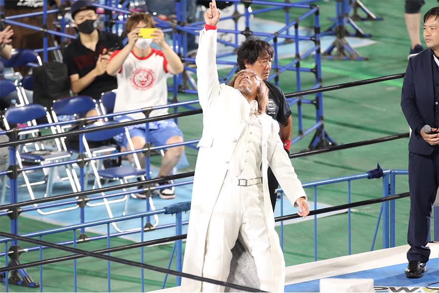 内藤が21年ぶりの神宮球場で2冠王者返り咲き!神宮で叫んだ「デ・ハポン」