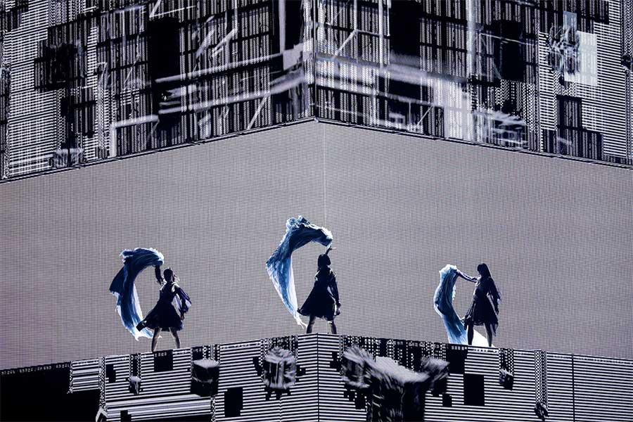 Perfumeの4大ドームツアー映像商品が9月2日に発売