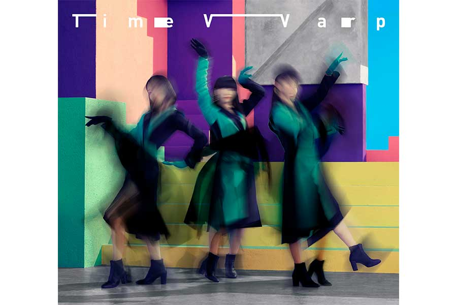Perfume、2年半ぶりシングル「Time Warp」のジャケ写が明らかに 予約特典も発表