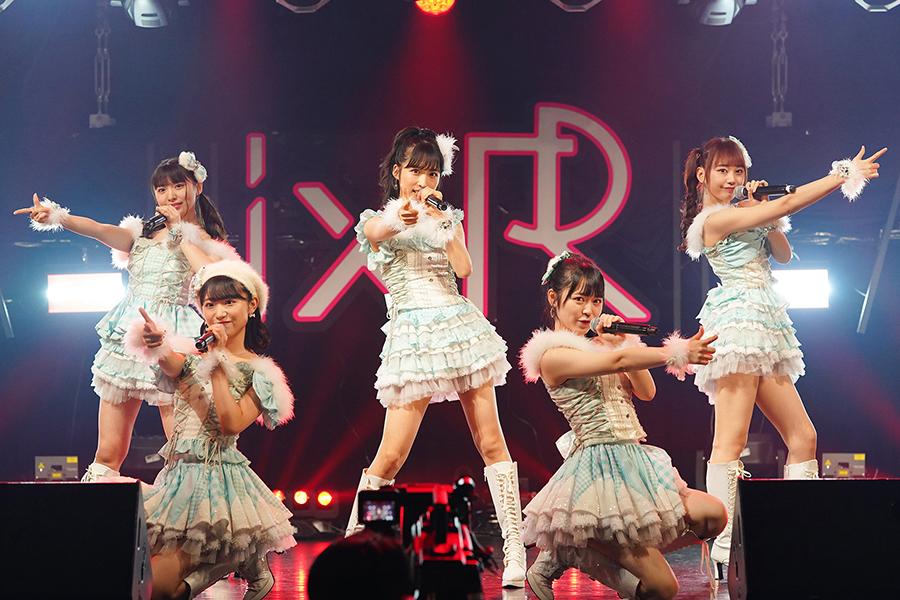 AKB48の新ユニット「IxR(アイル)」が全力ライブ 小栗有以「すごく楽しかった」