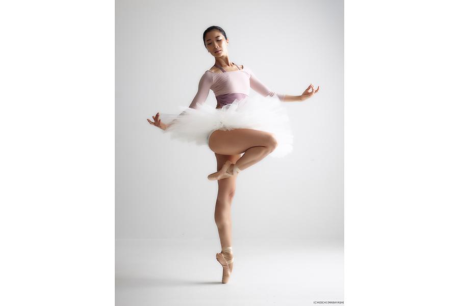 10代の頃のように踊れる身体を目指している【写真:KOICHI IMABAYASHI】