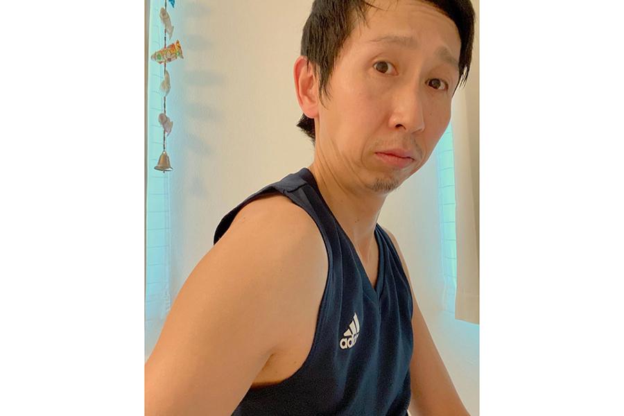 「アンガールズ」山根良顕【写真:インスタグラム(@ungirls_yamane)より】