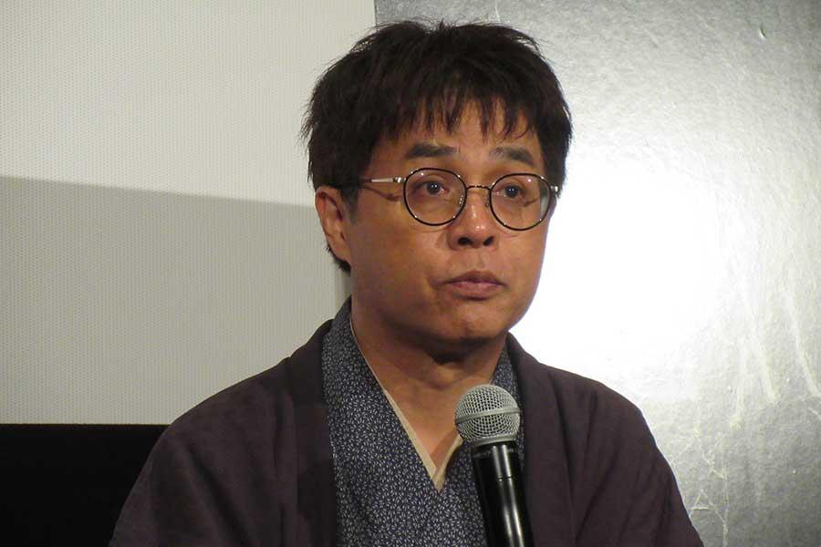 立川志らく【写真:ENCOUNT編集部】