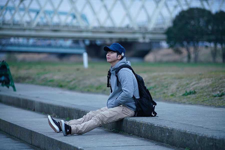 「レンタルなんもしない人」に主演の増田貴久 【写真:(C)「レンタルなんもしない人」製作委員会】