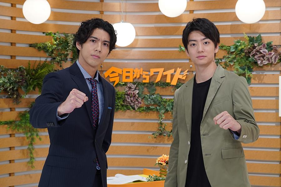 賀来賢人&伊藤健太郎が「オヤハル」で久々の競演 「今日俺とは違う役だった」