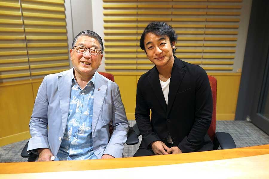 片岡愛之助、徳光和夫のラジオ番組に出演「半沢直樹」黒崎裏話から夫婦生活まで激白