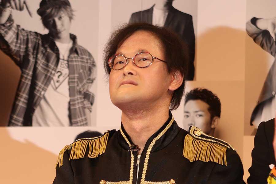 「アインシュタイン」の稲田直樹【写真:ENCOUNT編集部】