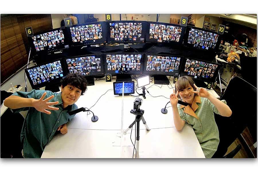 きゃりーぱみゅぱみゅがオンラインイベント「KPP ONLINE MEETING VOL.1」を開催