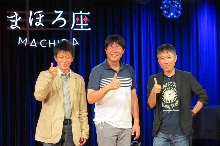 山田雅人の語りに川崎憲次郎が涙 挫折を繰り返した投手人生を支えた3人の恩師