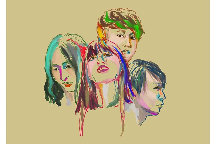「パスピエ」の新曲「SYNTHESIZE(シンセサイズ)」がデジタルリリース