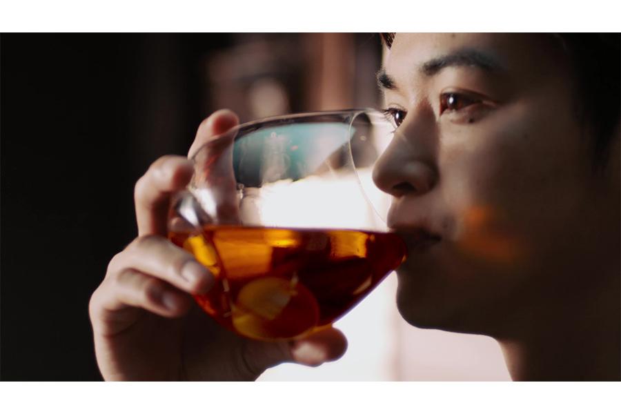 チョーヤ梅酒株式会社の新企業CMに起用されることが決まった瀬戸康史