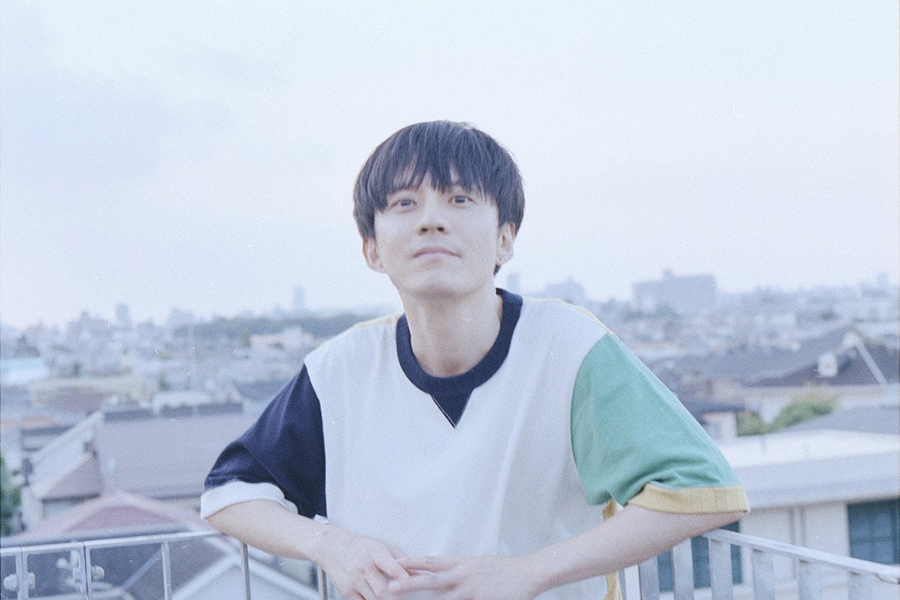 セカンドアルバム「NEED」をリリースした渋谷すばる